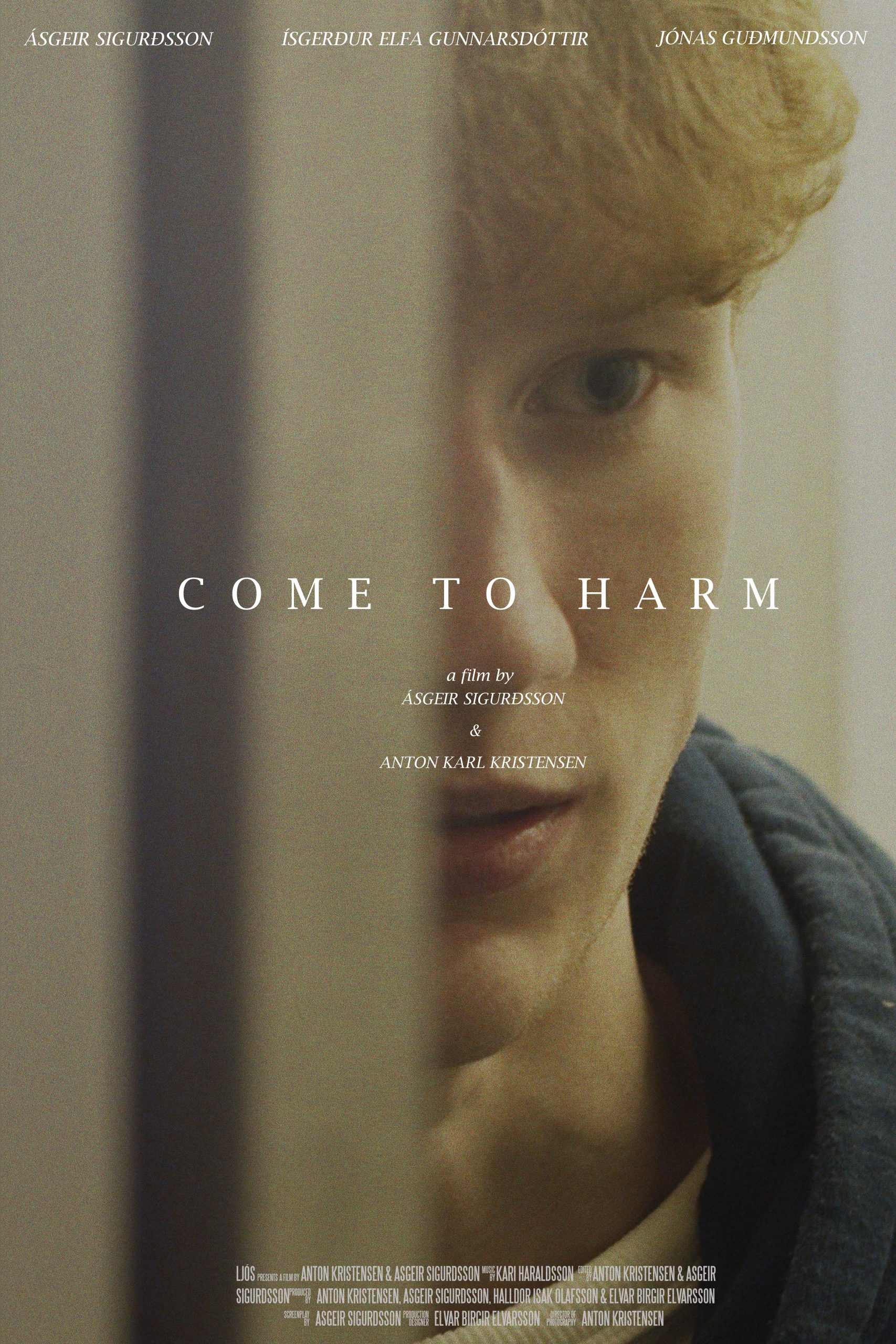 come to harm film poster
