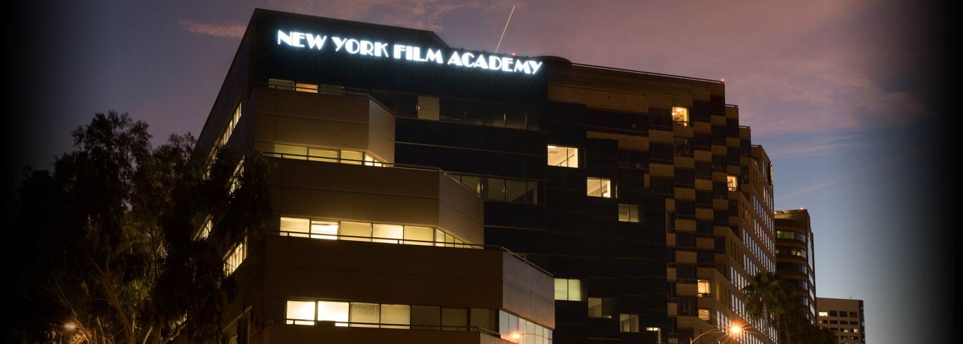 The New York Film Academy's LA campus