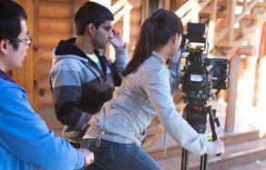 Students receive hands-on camera experience at NYFA