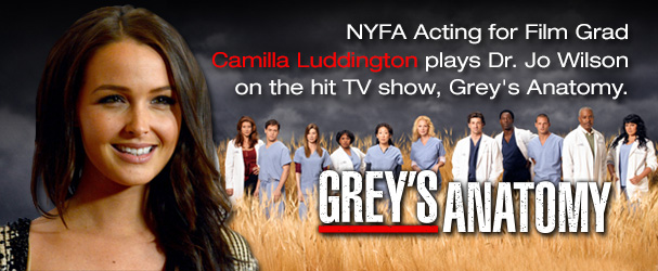 NYFA Acting for Film Graduate Camilla Luddington