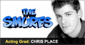 Acting Graduate Chris Place