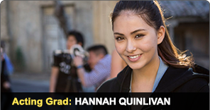 New York Film Academy Acting Grad Hannah Quinlivan