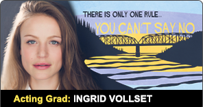 New York Film Academy Acting Graduate Ingrid Vollset