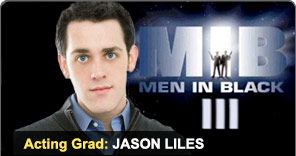 Acting Graduate Jason Liles