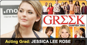 Acting Graduate Jessica Lee Rose