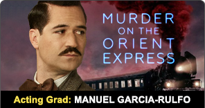 NYFA acting grad Manuel Garcia-Rulfo featured in The Magnificent Seven