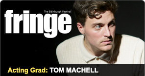NYFA acting grad Tom Machell