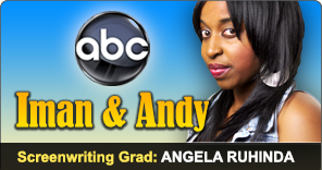 Screenwriting Graduate Angela Ruhinda