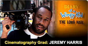 New York Film Academy Cinematography Graduate Jeremy Harris