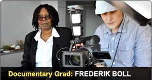 Documentary Graduate Fred Boll