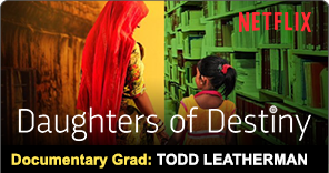 Documentary Graduate Todd Leatherman