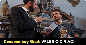 New York Film Academy Documentary Graduate Valerio Ciriaci