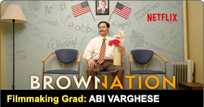 New York Film Academy Filmmaking Graduate Abi Varghese