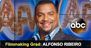 New York Film Academy Filmmaking Grad Alfonso Ribeiro