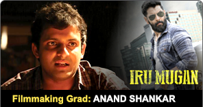 New York Film Academy Filmmaking Graduate Anand Shankar