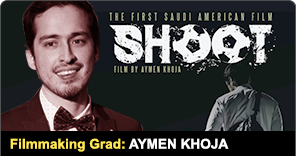 New York Film Academy Filmmaking Graduate Aymen Khoja