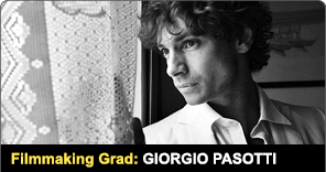 New York Film Academy Acting Graduate Giorgio Pasotti