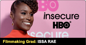 4-Week Filmmaking Graduate Issa Rae