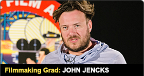 New York Film Academy Filmmaking Graduate John Jencks