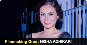 New York Film Academy Filmmaking Grad Nisha Adhikari