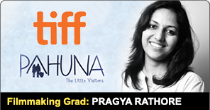 New York Film Academy Filmmaking Graduate Pragya Rathore
