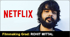 New York Film Academy Filmmaking Graduate Rohit Mittal