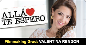 Filmmaking Graduate Valentina Rendon