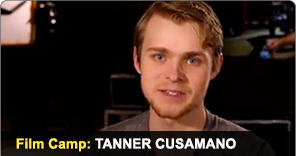 New York Film Academy Film Camp Grad Tanner Cusamano