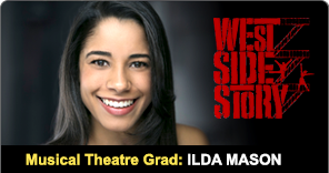 New York Film Academy Musical Theatre Graduate Ilda Mason