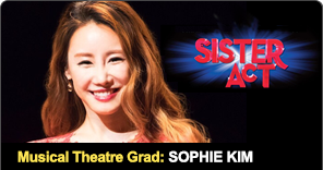 New York Film Academy Musical Theatre Graduate Sophie Kim