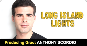 Producing Graduate Anthony Scordio
