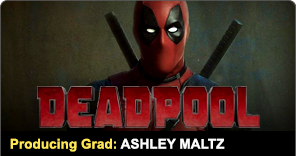 NYFA producing grad Ashley Maltz worked on Deadpool