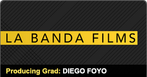 Producing Graduate Diego Foyo