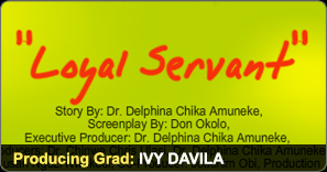 Producing Graduate Ivy Davila