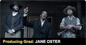 Producing grad Jane Oster