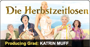 Producing Graduate Katrin Muff