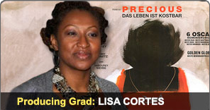 Producing Graduate Lisa Cortes
