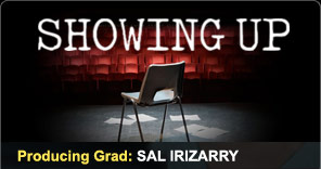 Producing Graduate Sal Irizarry