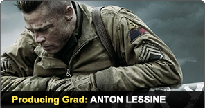 NYFA producing grad Anton Lessine produced Fury