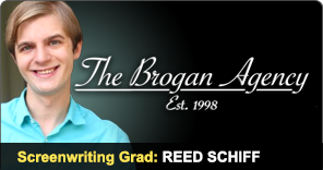 Screenwriting Graduate Reed Schiff