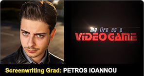 New York Film Academy Screenwriting Graduate Petros Iaonnou
