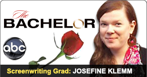 Screenwriting Graduates Josefine Klemm