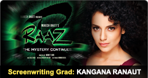 Screenwriting Graduate Kangana Ranaut