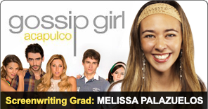 Screenwriting Graduate Melissa Palazuelos