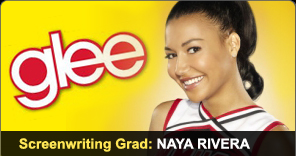 Screenwriting Graduate Naya Rivera