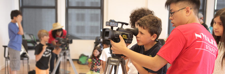 Filmmaking Camps