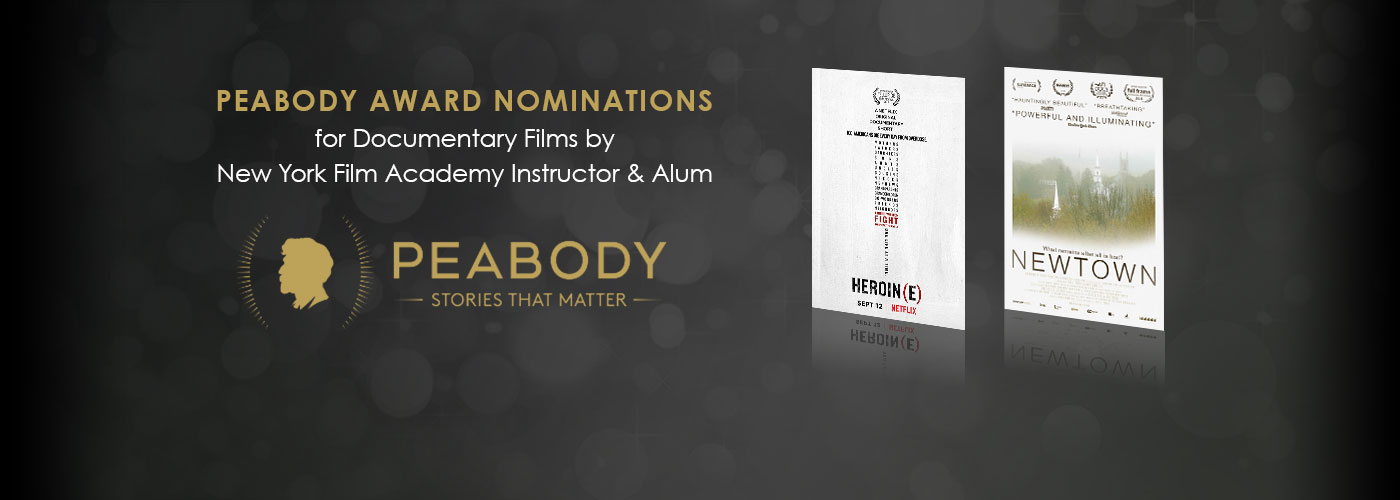 Peabody Award Nominations for Documentary Films by New York Film Academy Instructor & Alum