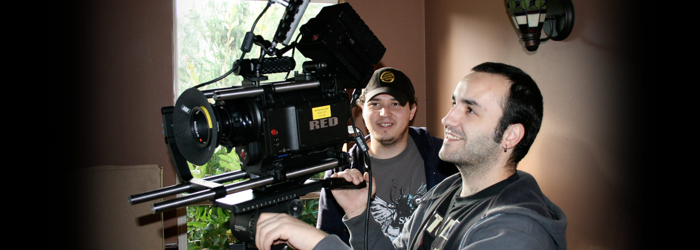 Behind the camera at NYFA