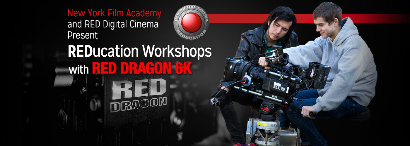 NYFA and RED Digital Cinema present REDucation Workshops