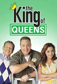 King of Queens movie poster